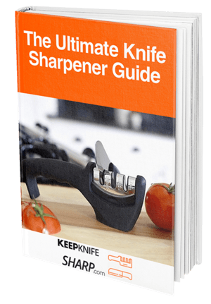 Guide to knife sharpener